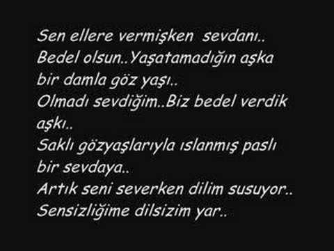 Ağlama yar - Mehmet KARAMAN