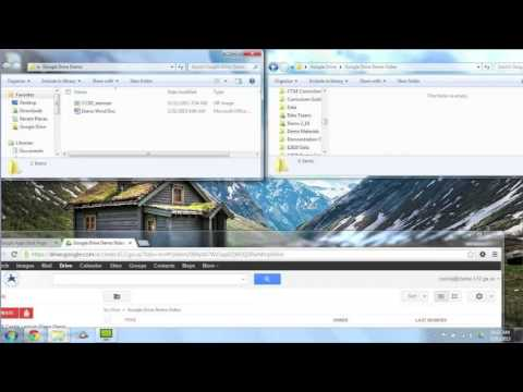 Google Drive Desktop App Overview