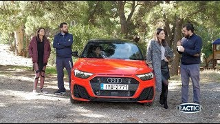 TractioN 2019    Audi A1