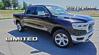 2019 Ram 1500 Limited Walkaround