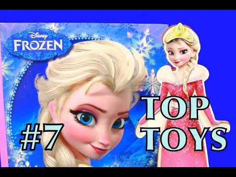 Top Toys Frozen Wooden Elsa Doll Set Disney Princess Frozen...