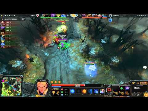 Team Liquid vs eHug Game 2 - joinDOTA League - Maut