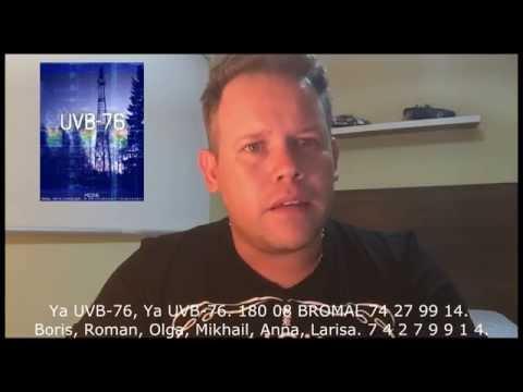 Radio Fantasma UVB-76 MDZHB FREQUENCIA 4.625KHz