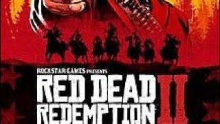 Red dead redemption 2, new game for play station.