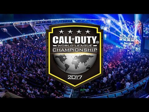 The Call of Duty Champs Experience