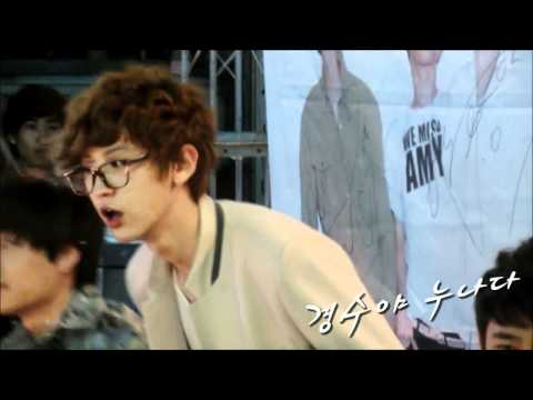 [Fancam] 120509 DaeJeon Fansign Event - ChanYeol focus Music Videos