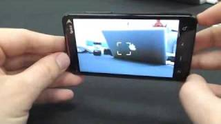 HTC Sprint EVO 4G (Supersonic) hands on