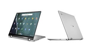 Asus announced the Chromebook Flip C434 increases screen size and adds eighth-generation Intel CPU