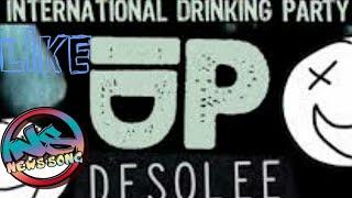 International Drinking Party - Désolée
