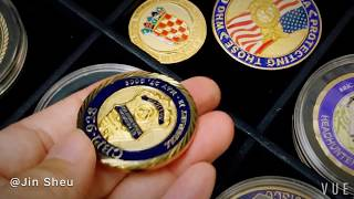 Custom Coins Maker- Bespoke Challenge Coins, Military Coins, Souvenir Coins
