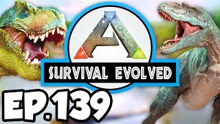 ARK: Survival Evolved Ep.139 - MISSING DRAGON & ARTIFACT OF MASSIVE!!! (Modded Dinosaurs Gameplay)