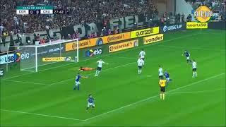 Corinthians 0x1 Cruzeiro - Gol do Robinho -  Final Copa do Brasil 2018