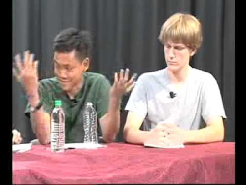 Youth's perspective on nuclear, oil....: News for Our Future, Episode 101