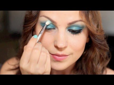 KATY PERRY Inspired Makeup Tutorial - Katy Perry sminkoktató videója