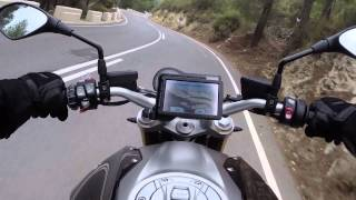 The New BMW R 1200 R scene02 hd