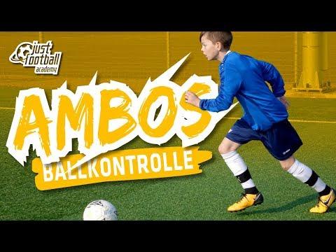 Fussballtraining: Ambos - Ballkontrolle - Technik