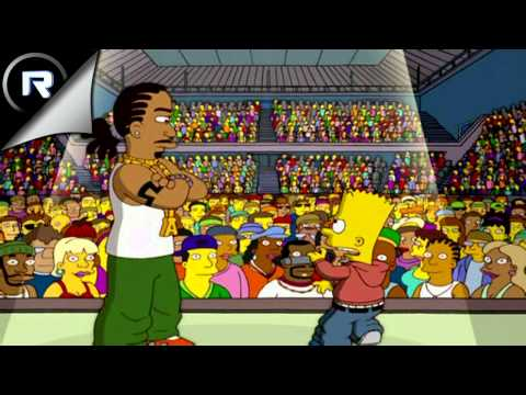 "ILLCORE FAMILY ""Simpson Rap"""