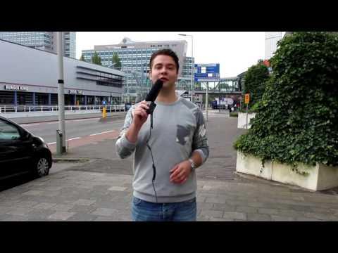 BOEF IS AAAAN!! GEKKE STRAAT INTERVIEW (LIJPE MOCRO)