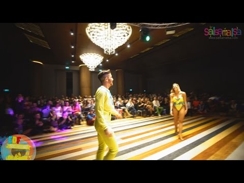 Antonio & Jasmina Berardi Show | EDF 2017