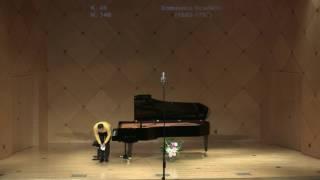 Xiaoying Wen, Piano; Starts 03/01/2017 at 7:30pm AZ time