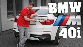 OK-Chiptuning - BMW X4 M40i | Leistungssteigerung