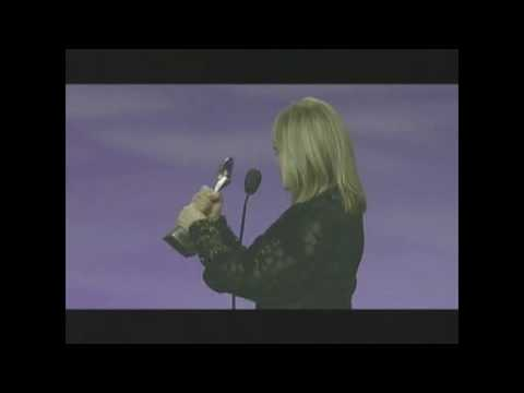 Peggy Lipton Presents Candy Spelling with Gracies Lifetime Achievement Award - 2010 Gracie Awards