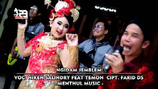 Niken S feat. Temon Kicir Kicir - Ngidam Jemblem [OFFICIAL]