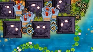 BMC - Contested Territory - 100 on Bad Mirror - Bloons Monkey City