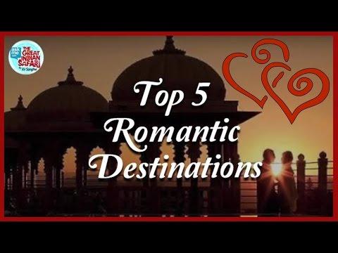 Top 5 Most Romantic Destinations in India (Honeymoon Destinations) | AskMe