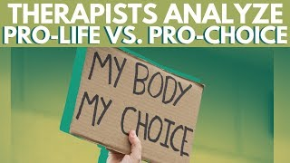 Psychology of ABORTION: Therapists Analyze Reproductive Laws, Judgment, and Cultural Issues