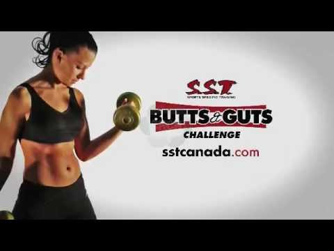 Butts & Guts Challenge Video - CHCH