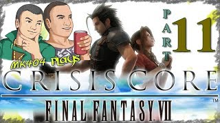 MK404 Plays Crisis Core: Final Fantasy VII PT11 - Don't Keep Your Guests Waiting