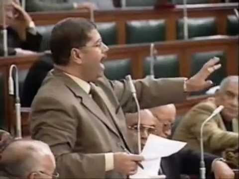الوجه الشرير لمرسي مع وزير مبارك: أنا رئيس قسم غصبا عنك