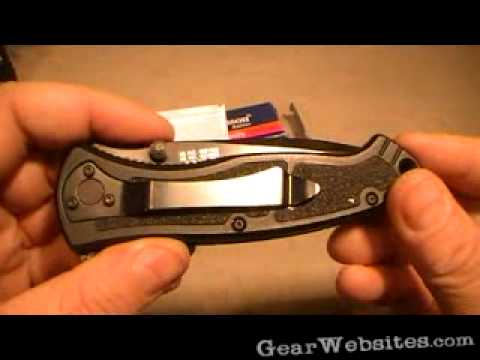 Smith & Wesson S.W.A.T. LBS Knife Review