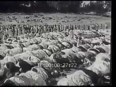 Eid selah in Addis Ababa in 1936