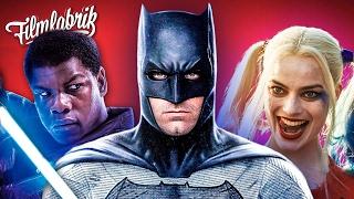 THE BATMAN - Probleme 2.0 | Mel Gibson dreht SUICIDE SQUAD 2? | STAR WARS 8 - Deutscher Titel