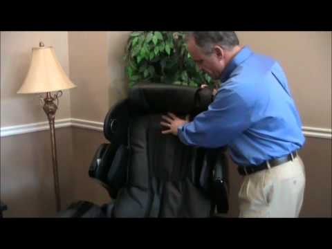 Introduction - Osaki OS 3D Pro Cyber Massage Chair