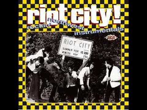 Rocky & His Friends - Riot City