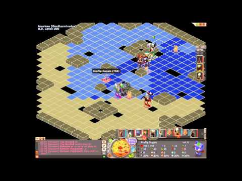 Dofus: Kolosium fight 27 ( The-Wanted 12ap)