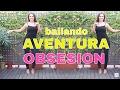 AVENTURA OBSESION - PASOS BASICOS DE BACHATA