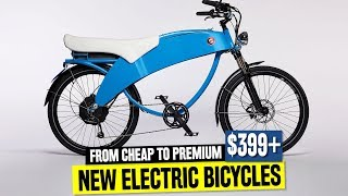 7 New Electric Bicycles in 2019 Ranked from Cheap to Premium ft. Xiaomi Himo