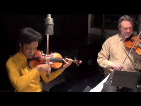 Ashokan Farewell (violin Duet) Mark O'connor   Kelly Hall-tompkins Recording Session video