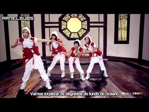 [ARNELSUBS] 2NE1 - Clap Your Hands (Legendado PT-BR)