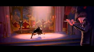 Witches cannot stop dancing in Shrek Forever After