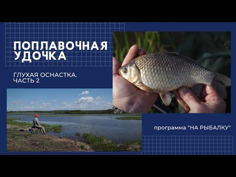 Рыбалка на поплавочную удочку. Глухая оснастка. Часть 2