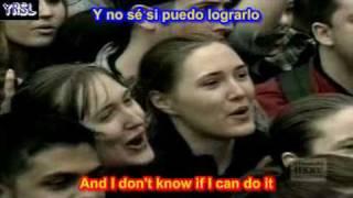 R E M Losing My Religion Subtitulado En EspaÑol Ingles Sub Letras