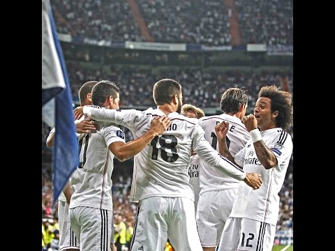 Realmadrid LIFE: The Whites make a perfect start in the Champions League