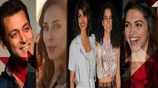 Salman Buys Rafi's Songs Rights For Iulia | Deepika Mocks Priyanka & Kangana's Accent