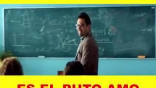 El mejor maestro del mundo (No Manches Frida)