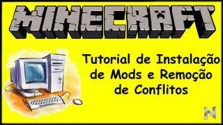 Tutorial de Instalação de Mods no Minecraft 1.2.5 e Remoção de Conflitos de Blocos/Itens (PT_BR)